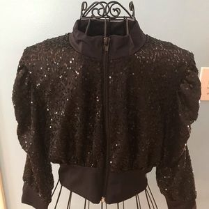 Dance Costume Jacket, Adult Small
